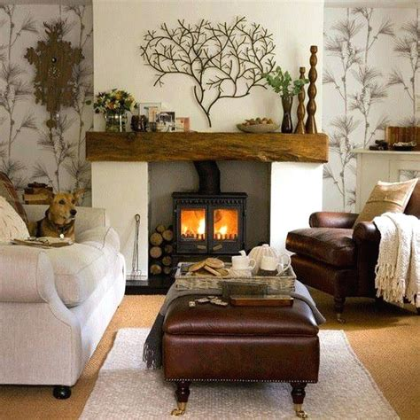 Decoration Warm Living Room Designs Colors Home Style