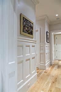 home interior wall sconces coastal wainscoting hallway detail traditional