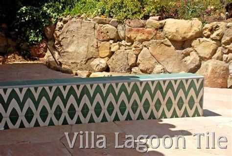 "Jeff Shelton's ""Leaf Zag"" Cement Tile   Villa Lagoon Tile"