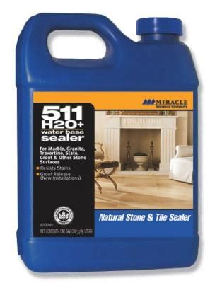 511 h2o plus sealer miracle sealants 511 h2o plus water base penetrating sealer water stain protection for