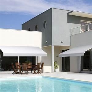 Garage design exterieur planchers de garage store for Carrelage adhesif salle de bain avec store banne led