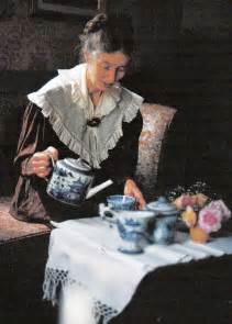 Tasha Tudor Tea