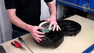 How To Replace The Pcb On A Henry Vacuum Cleaner