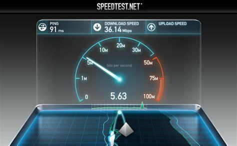 check internet speed  terminal  speedtest