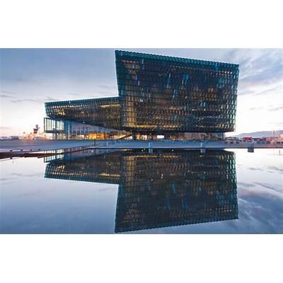 Harpa Reykjavik Concert Hall & Conference Centre Iceland