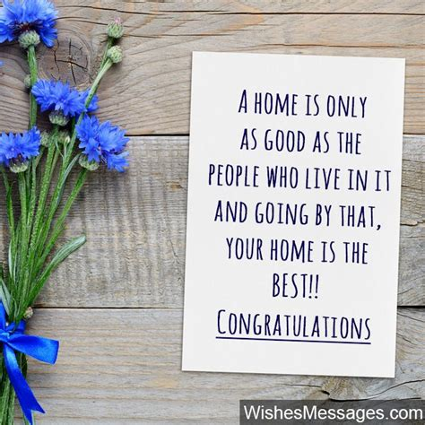 home wishes  messages congratulations  buying   house wishesmessagescom