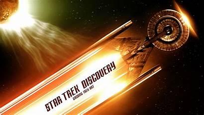 Trek Discovery Wallpapers Deviantart Gazomg Season Backgrounds