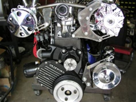 eci hot rod brakes  brackets chevrolet inline