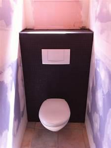 Wc Suspendu Inconvenient : installer wc suspendu dream house ~ Melissatoandfro.com Idées de Décoration