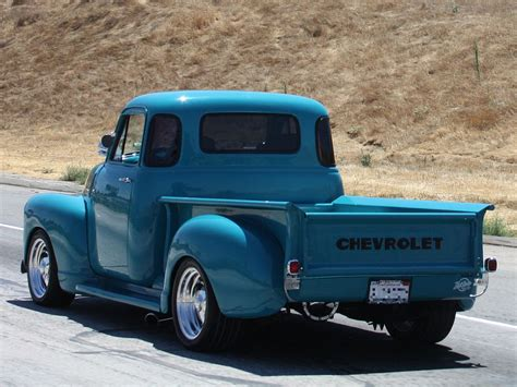 The Wandering Minstrel » Another Shiny Classic Chevy