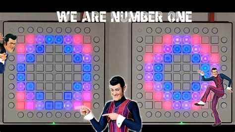 We Are Number One But It's Played On Two Launchpads