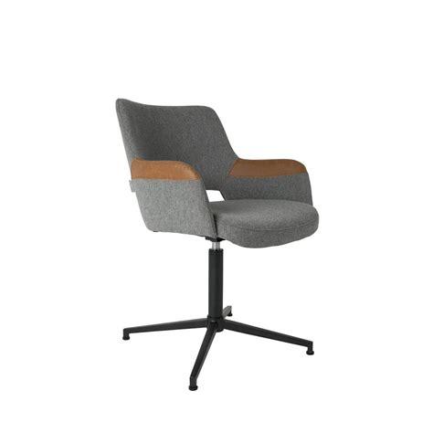 fauteuil de bureau habitat fauteuil design pivotant syl zuiver