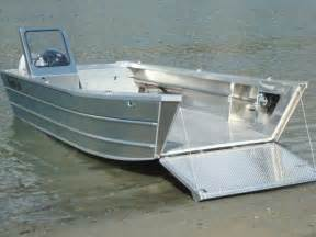 Types Of Aluminum Boats Images
