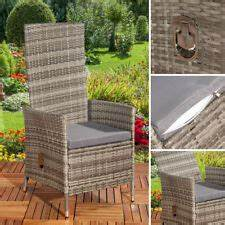 Polyrattan Stühle Günstig Kaufen : polyrattan sessel verstellbar g nstig kaufen ebay ~ Watch28wear.com Haus und Dekorationen