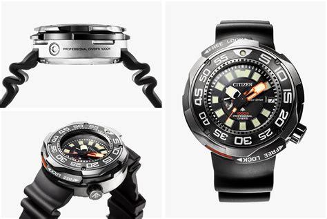 Citizen Promaster Dive Review Citizen Promaster Eco Drive Professional Diver