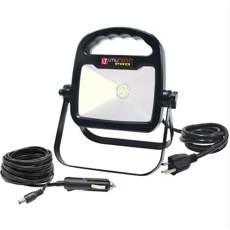 shop utilitech pro 1 lumen led portable work light at