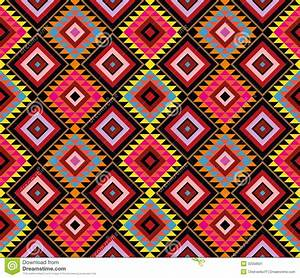 Native Pattern Stock Image - Image: 32558921