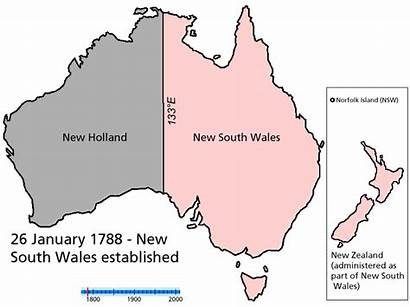 Australia States History Wikipedia Proposed Map Australian
