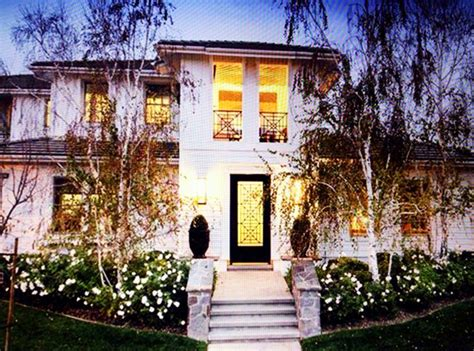 Kourtney Kardashians House In Calabasas  Home  Pinterest