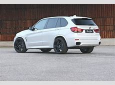 GPower gives 455 horsepower to the BMW X5 M50d