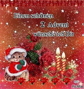 Grüße Zum 2 Advent Lustig : advent picmix ~ Haus.voiturepedia.club Haus und Dekorationen