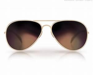 PSD black sunglasses icon   PSDGraphics