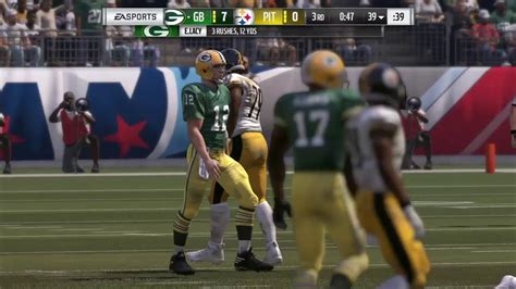 Super Bowl 45 Rematch Green Bay Packers Vs Pittsburgh