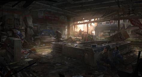 impressive screenshots  concept art