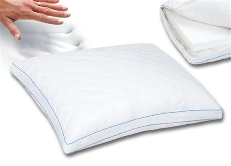 sleep innovations pillow sleep innovations reversible 2 in 1 bed pillow king misc