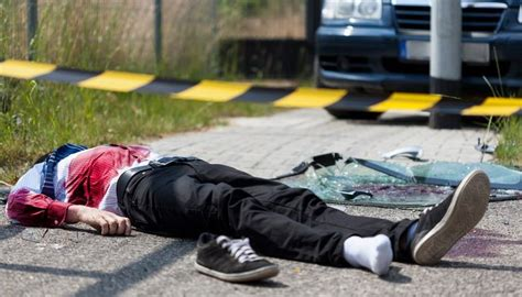 kecelakaan motor satu tewas  dua luka berat okezone news