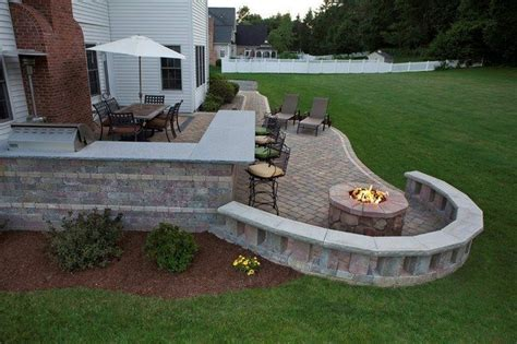 inspiration for backyard pit designs decor around