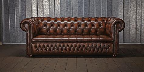 prix canapé cuir le canapé chesterfield en cuir caractéristiques et prix