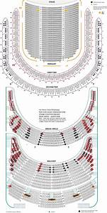 Carnegie Hall Detailed Seating Chart  U0026 Review