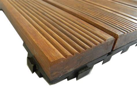 Bamboo Bathroom Tile   Ideal Flooring For Bath & Garden