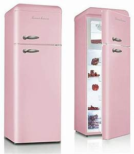 Roter Retro Kühlschrank : die besten 17 ideen zu retro k hlschrank auf pinterest vintage k chen retro k chenger te und ~ Markanthonyermac.com Haus und Dekorationen