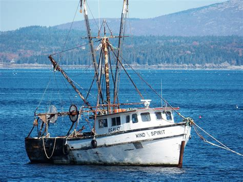 Fishing Boat Net by Fishing Boat Free Stock Photo Domain Pictures