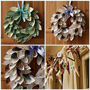 Creative ideas for you DIY Paper Wreath