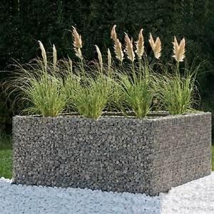 Gabionen L Form : ber ideen zu gabionen hochbeet auf pinterest natursteinmauer diy garden und ~ Sanjose-hotels-ca.com Haus und Dekorationen