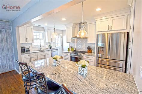 shaker white kitchen cabinets kitchen remodel home