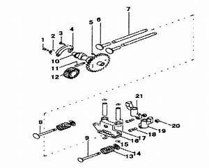 Camshaft Diagram  U0026 Parts List For Model Apg3014 All