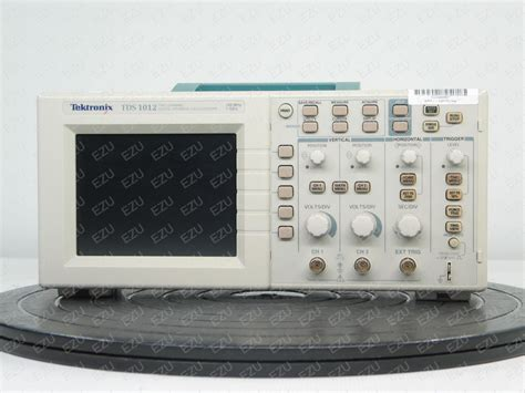 Tektronix TDS1012 Photo - Digital Storage Oscilloscope 100MHz