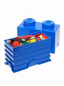 Aufbewahrung Für Bettdecken : lego aufbewahrung ziegel 2 blau kinderspielzeug aufbewahrungsbeh lter neue ebay ~ Markanthonyermac.com Haus und Dekorationen