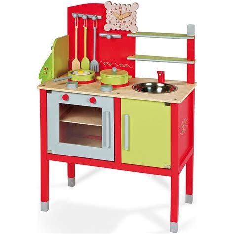 cuisine janod ma sélection de cuisine enfant en bois pour imiter les grands