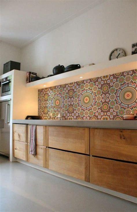 lino mural cuisine le carrelage mural en 50 variantes pour vos murs