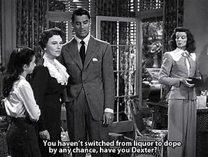 Top 12 comedy pictures of The Philadelphia Story quotes ...