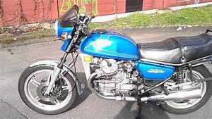 Honda Cx 500 Baujahr 1980