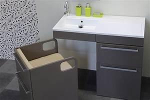 meuble lave linge salle de bain meuble lave linge salle With meuble salle de bain modulable