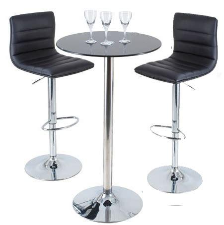 table et chaise de bar tabouret de bar confort