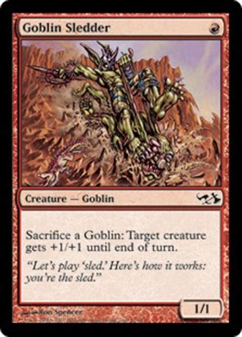 goblin sledder magic card