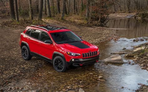 2019 Jeep Cherokee Turbo Or V6?  The Car Guide